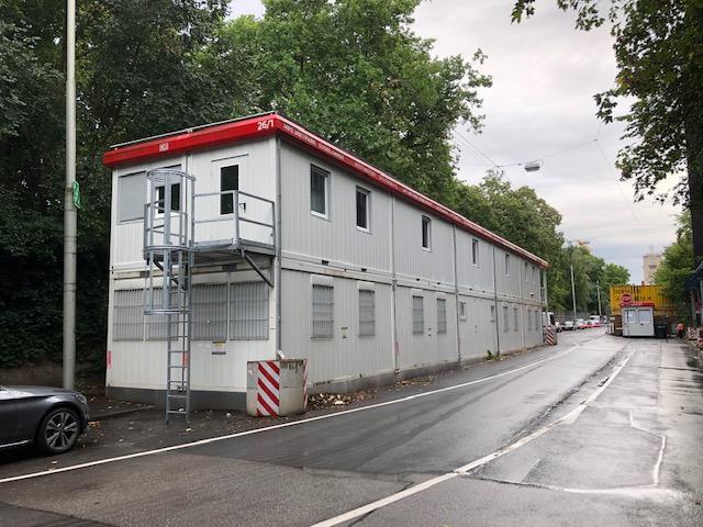NEU – Containeranlage für S21 –